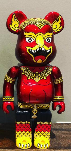 BE@RBRICK, 'Garuda Bearbrick 2000%', 2019, Dope! Gallery