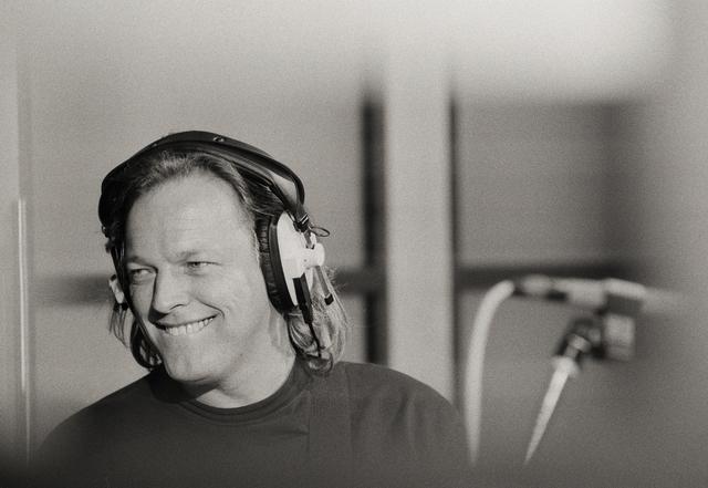 Michael Putland, 'David Gilmore recording, London,1989', 1989, ElliottHalls