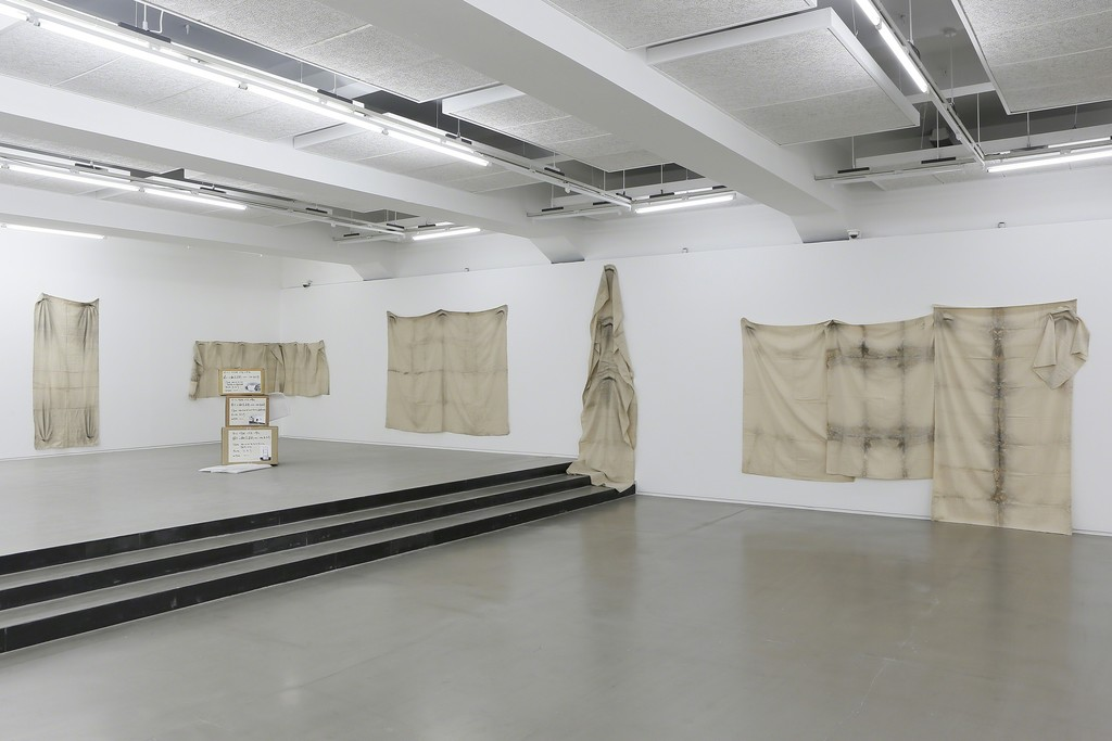 Kim Yong-Ik Solo Exhibition Closer… Come Closer… Ilmin Museum of Art 1F Installation View Courtesy of Ilmin Museum of Art Image provided by Kukje Gallery