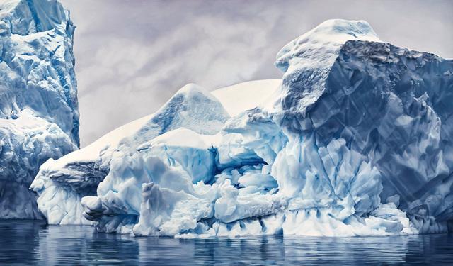 , 'Whale Bay, Antarctica No. 4,' 2016, Winston Wächter Fine Art