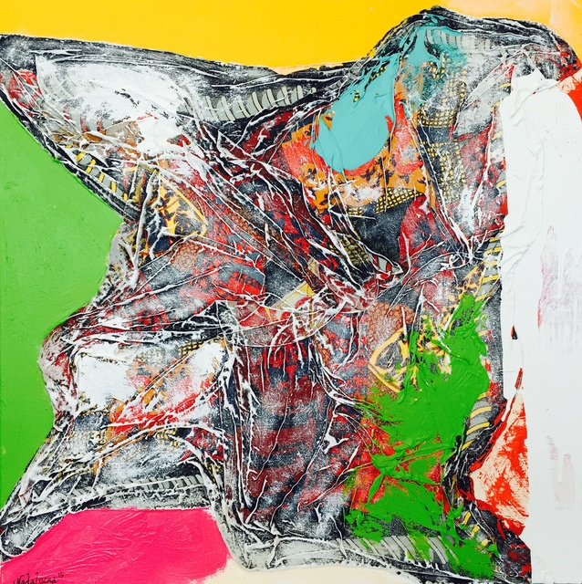, 'Rags to Riches #19,' 2015, Walter Wickiser Gallery