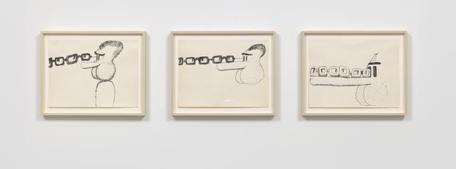 Philip Guston, 'Untitled', 1971, Hauser & Wirth