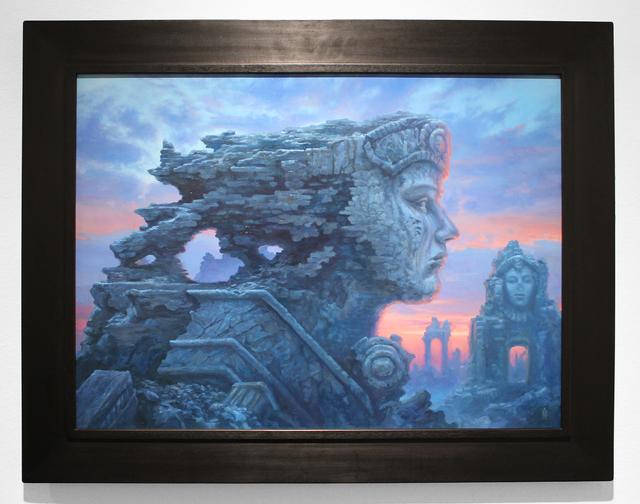 , 'Ozymandias,' 2015, Jonathan LeVine Projects