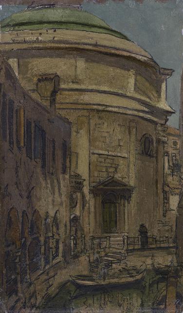 , 'The Church of Santa Maria Maddalena, Venice,' 1895-1896, Stephen Ongpin Fine Art