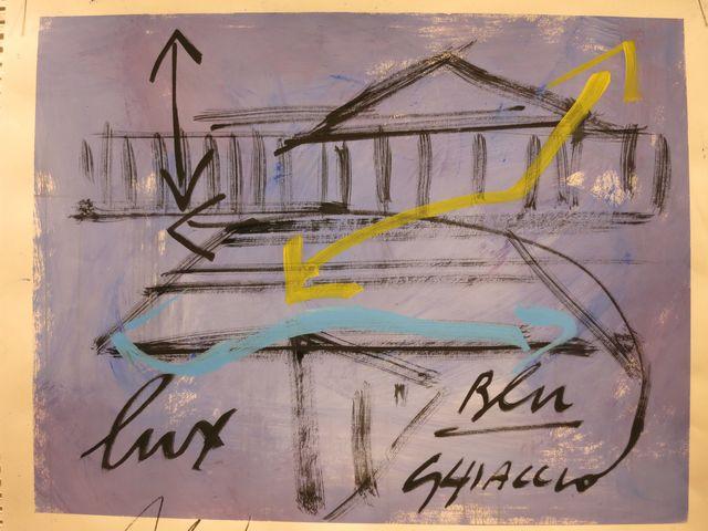 , 'DIVINA NATURA Field Museum Study 4,' 2013, Hilton Asmus