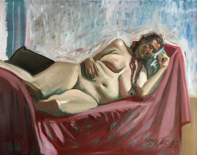 Marc Ross, 'Untitled (Woman Sleeping)', Ro2 Art