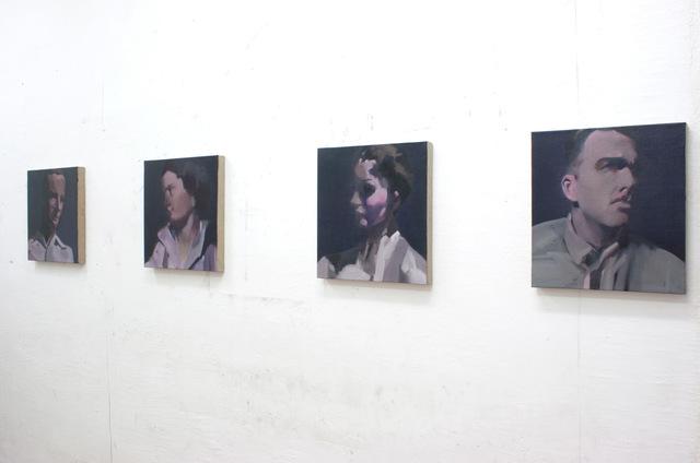 , 'under the blue sky,' 2015, Josedelafuente