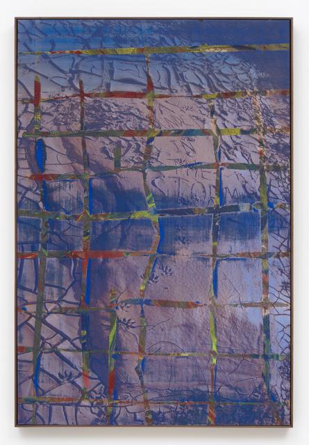 , 'Hard Slick Escarpment,' 2016, Roberts & Tilton