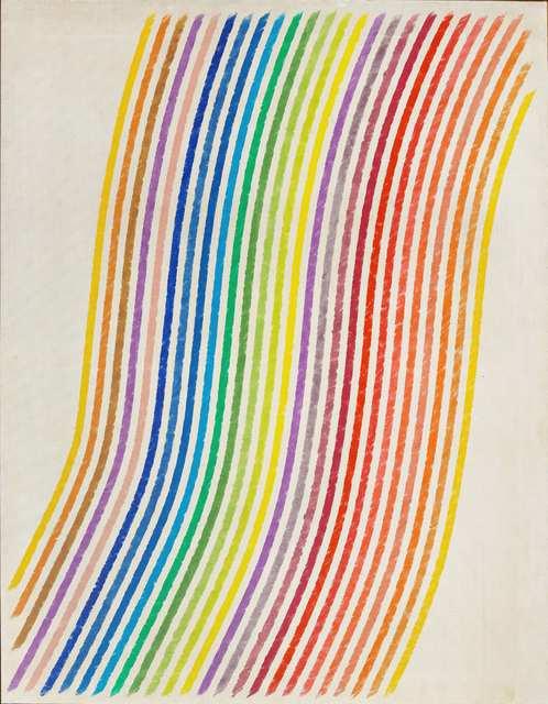 , 'Arc en Ciel,' 1965, Mazzoleni