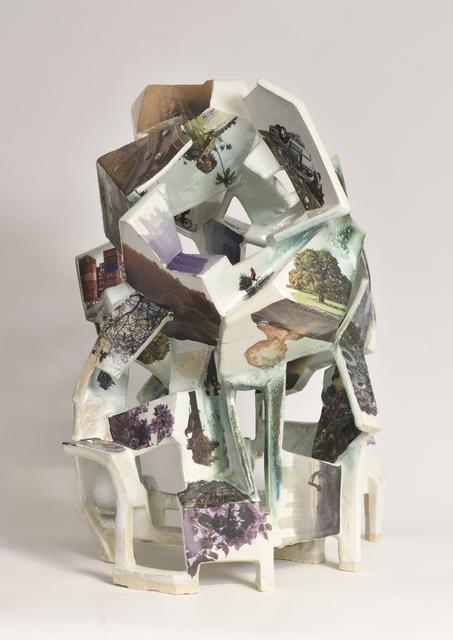 , 'Shattered Vessel,' 2019, Hans Alf Gallery