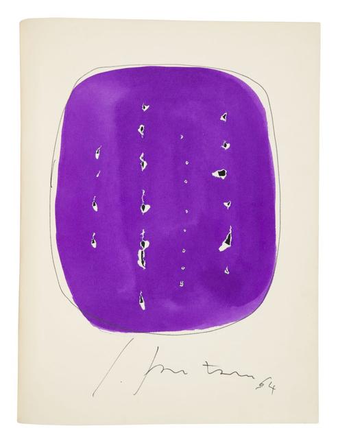 , 'Untitled,' 1964, Hollis Taggart
