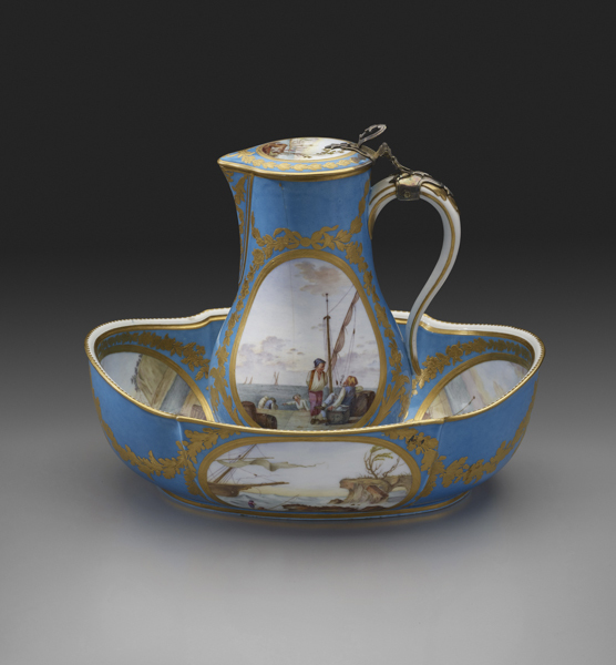 , 'Water Jug and Basin,' 1781, The Frick Collection