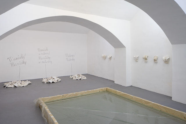 Lenka Klodová, 'After the Battle Scenery', 2014-2017, FUTURA Centre for Contemporary Art