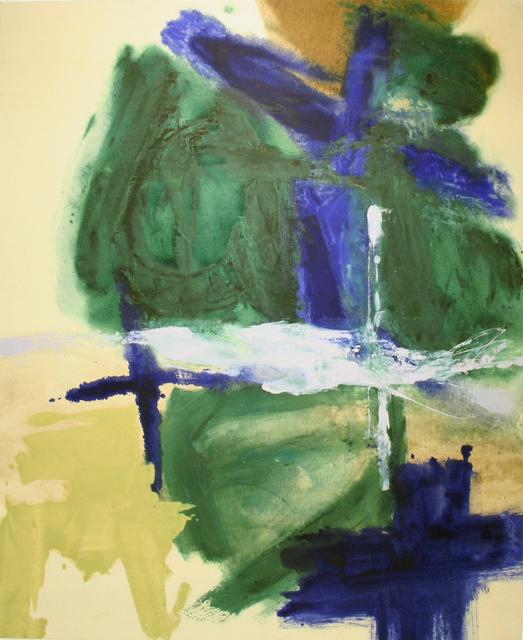 , 'Road Cross,' 1958, Loretta Howard Gallery