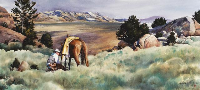William Matthews, 'High Above the Valley Floor ', 2011, William Matthews Studio