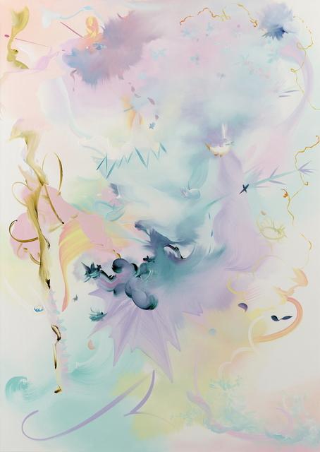 , 'Sleeping Beauty will hum about mine ears,' 2017, Hakgojae Gallery