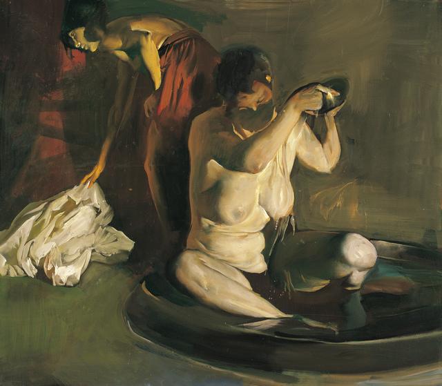 Tibor Csernus, 'Bathseba', 1993, Kalman Maklary Fine Arts