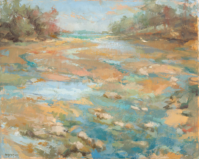 , 'Tidal Waters,' , Greenhut Galleries