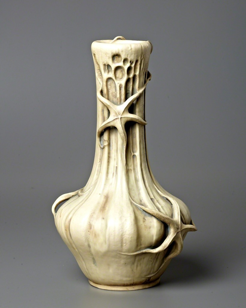 Kunstkeramik Paul Dachsel, 'Brittle Starfish Vase,' 1905, Jason Jacques Inc.