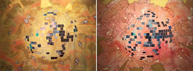 , 'Boom Tomb (Diptych),' 2007, Aicon Gallery