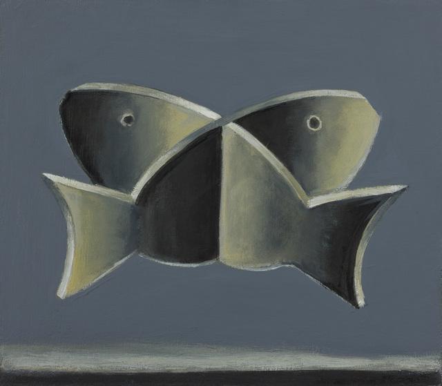 , 'Two fish,' 2016, Niagara Galleries