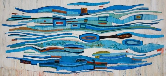 , 'Del Mar 5,' 2012, Susan Eley Fine Art