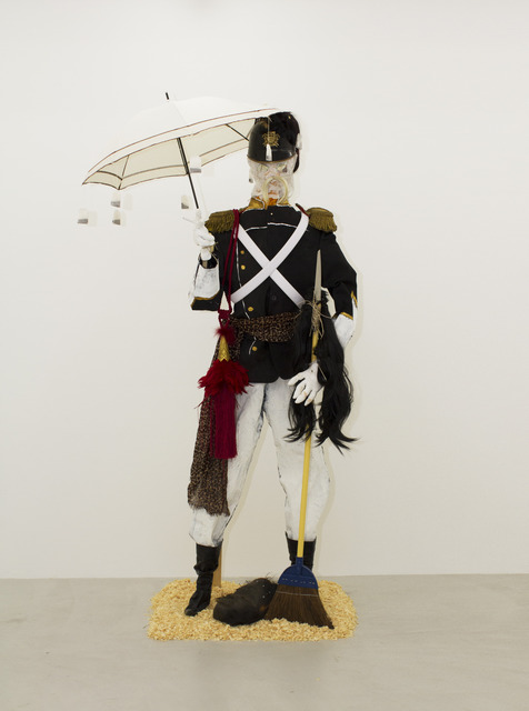 , 'Officer of an Emperor Andrew's Elite Body Guard,' 2013, Nanzuka