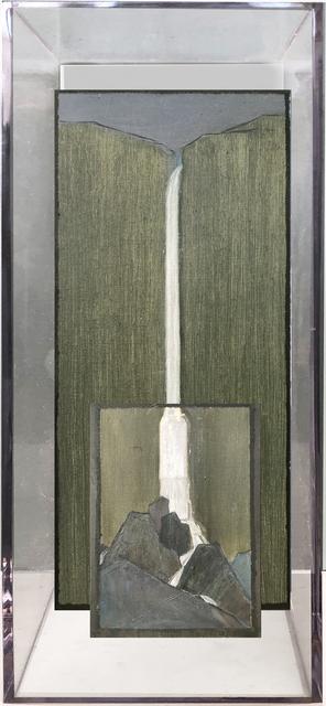 Liu Yujie 刘玉洁, 'Waterfall Twists No. 2', 2017, Galerie SOON