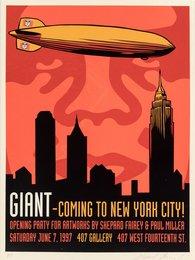 Giant Zeppelin