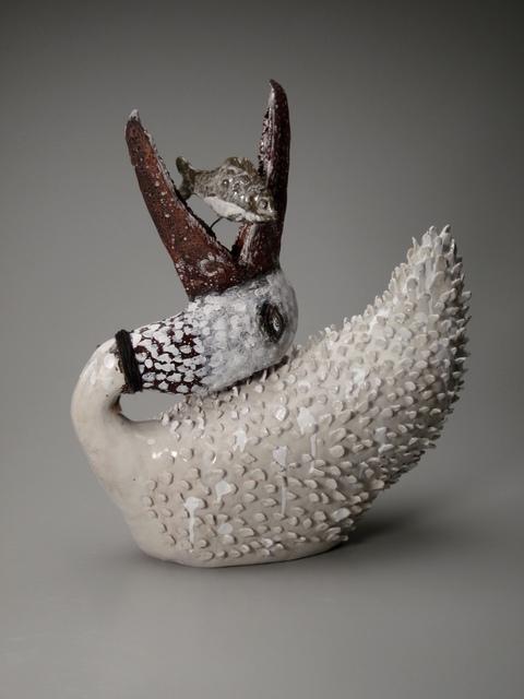 , 'Pelican,' 2015, Lacoste Gallery