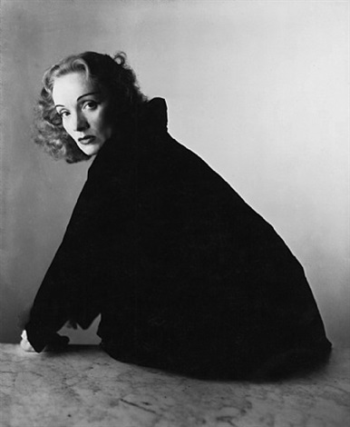 Marlene Dietrich, New York