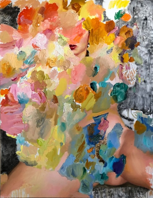 , 'Nude and Colors I,' 2018, Alfonso Artiaco