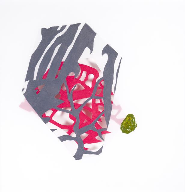 , 'Splicesidle 16,' 2016, Muriel Guépin Gallery