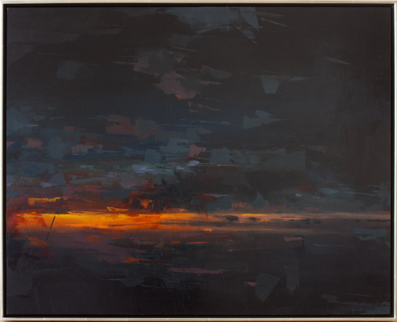 , 'After the Sunset V,' 2016, Dolby Chadwick Gallery