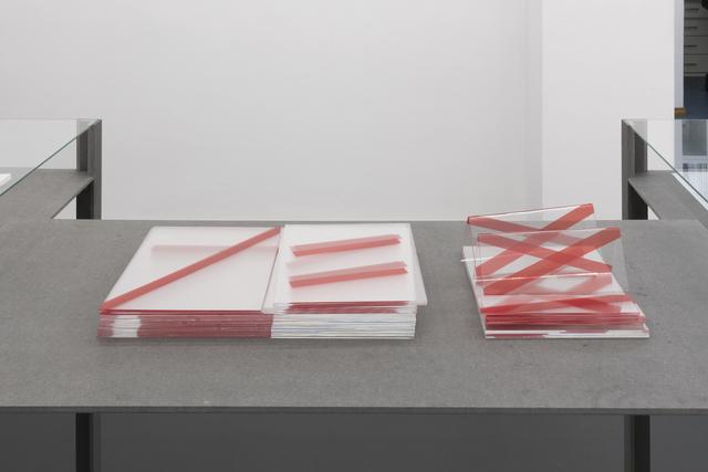 , 'Derogar las normas de uso relativas,' 2016, García Galeria