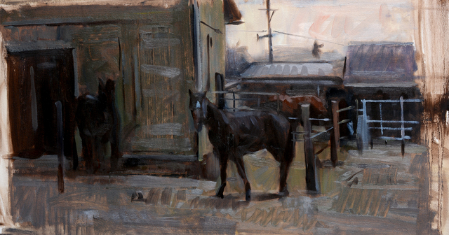 , 'Van Dyke Horse,' 2014, Gallery 1261