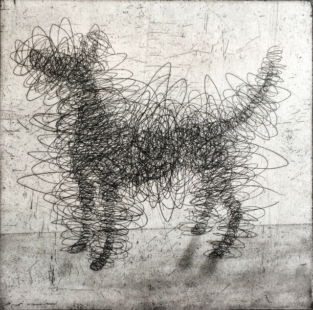 , 'Gormley's Dog,' , Sarah Wiseman Gallery
