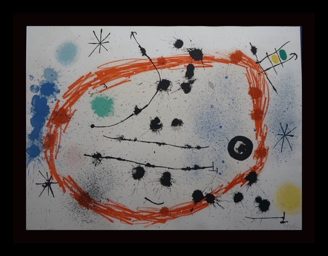 Joan Miró, 'Cercle Franchi', 1964, Fine Art Acquisitions