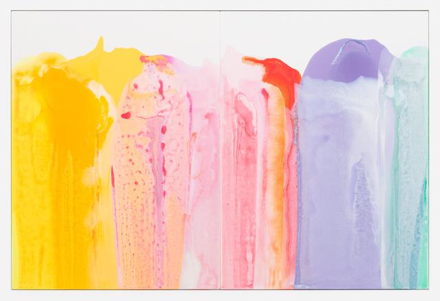 , 'Movements (serpentine 7),' 2016, Miles McEnery Gallery
