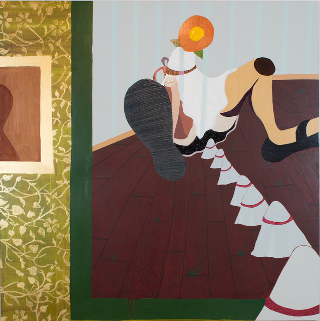 Alexandria Smith, 'Procession to the Rooting Place', 2013, LMAKgallery