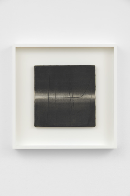 Bice Lazzari, 'Composizione in nero [Composition in black]', 1965, Richard Saltoun