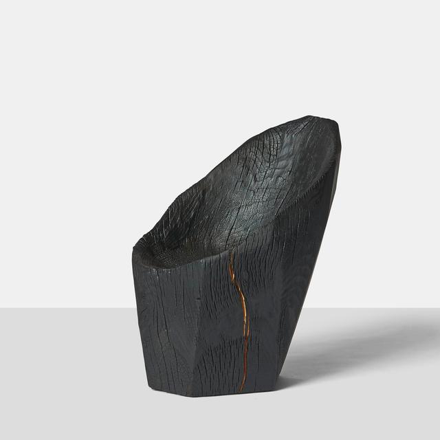 , 'Blackened Chair, Ausgebrannt Series,' 2016, Almond & Co.