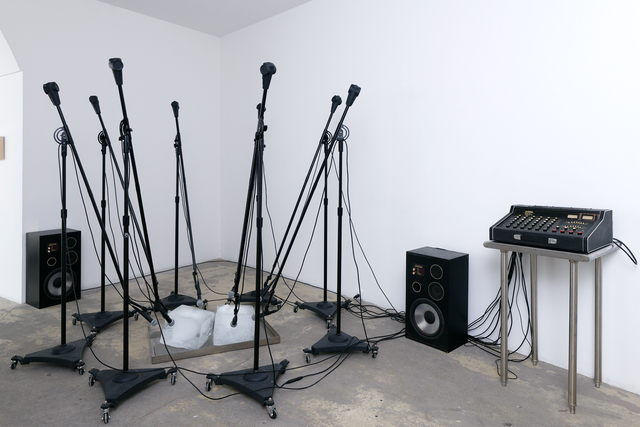 , 'Sound of Ice Melting, exhibition view ,' 1970, GALERIE GEORGES-PHILIPPE ET NATHALIE VALLOIS