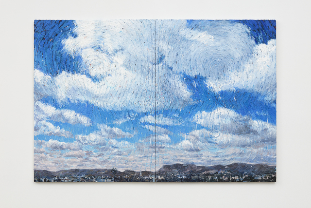 , 'Cloud Dance (Los Angeles),' 2017, Klowden Mann