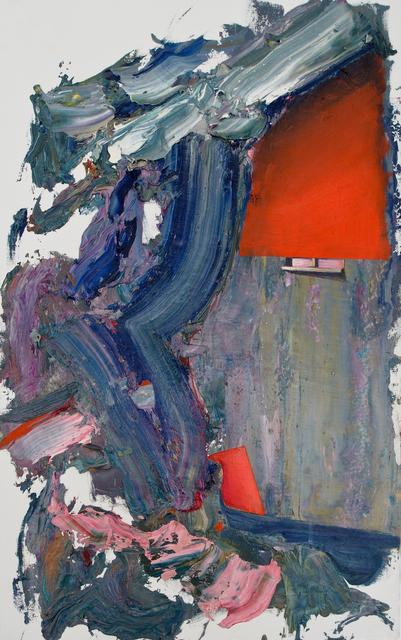 , 'Response to Cezanne,' 2014, Zorzini Gallery