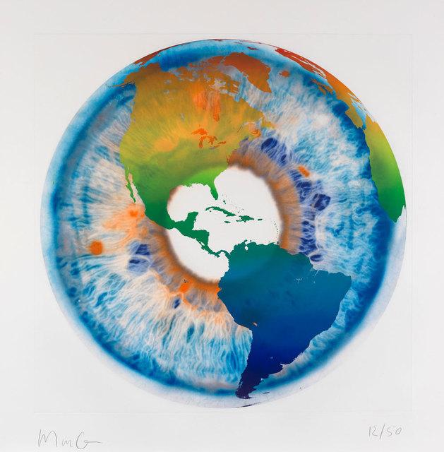 , 'Eye of History I,' 2013, Human Reproduction