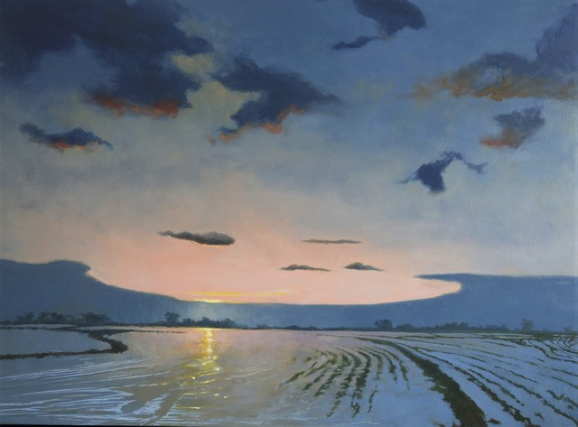 , 'Those Flooded Fields,' 2019, STUDIO Gallery