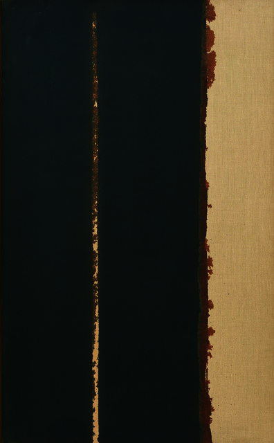 , 'Umber-Blue,' 1991, Wellside Gallery