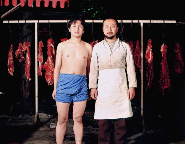 , 'Identity Exchange Series, Butcher,' 2004, Contemporary by Angela Li