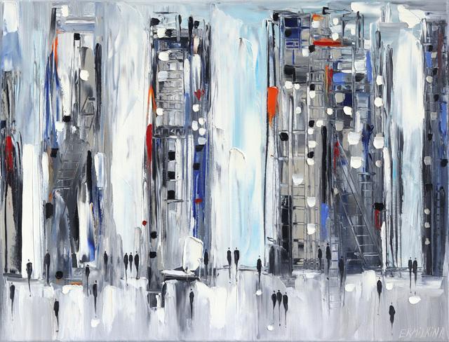 Ekaterina Ermilkina, 'City Walk', 2019, Artspace Warehouse